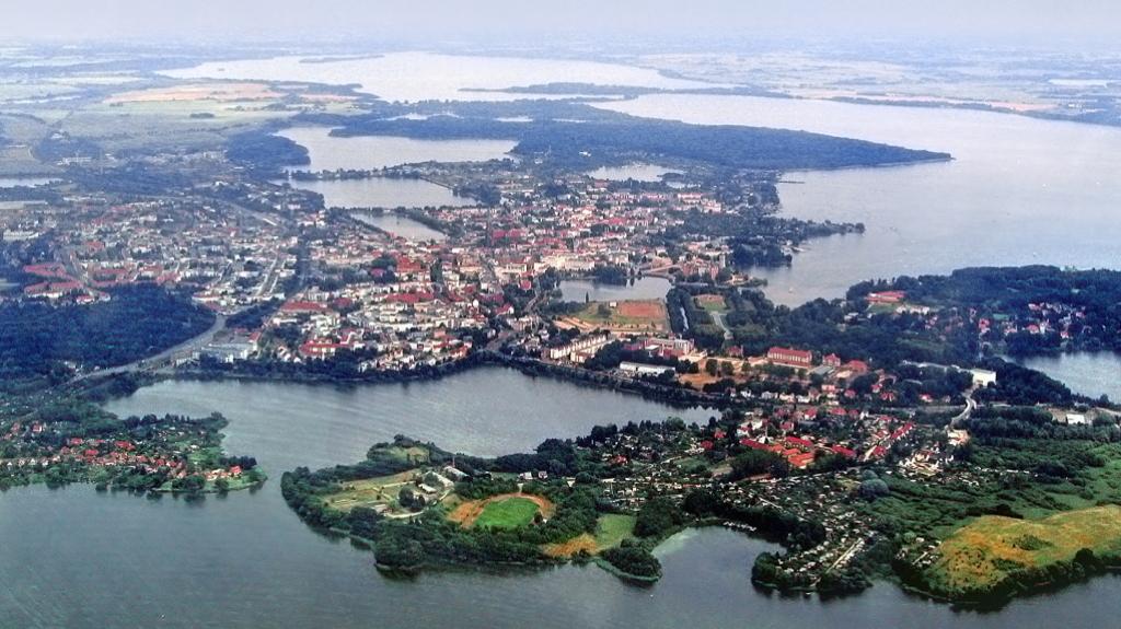 Schwerin und der Schweriner See